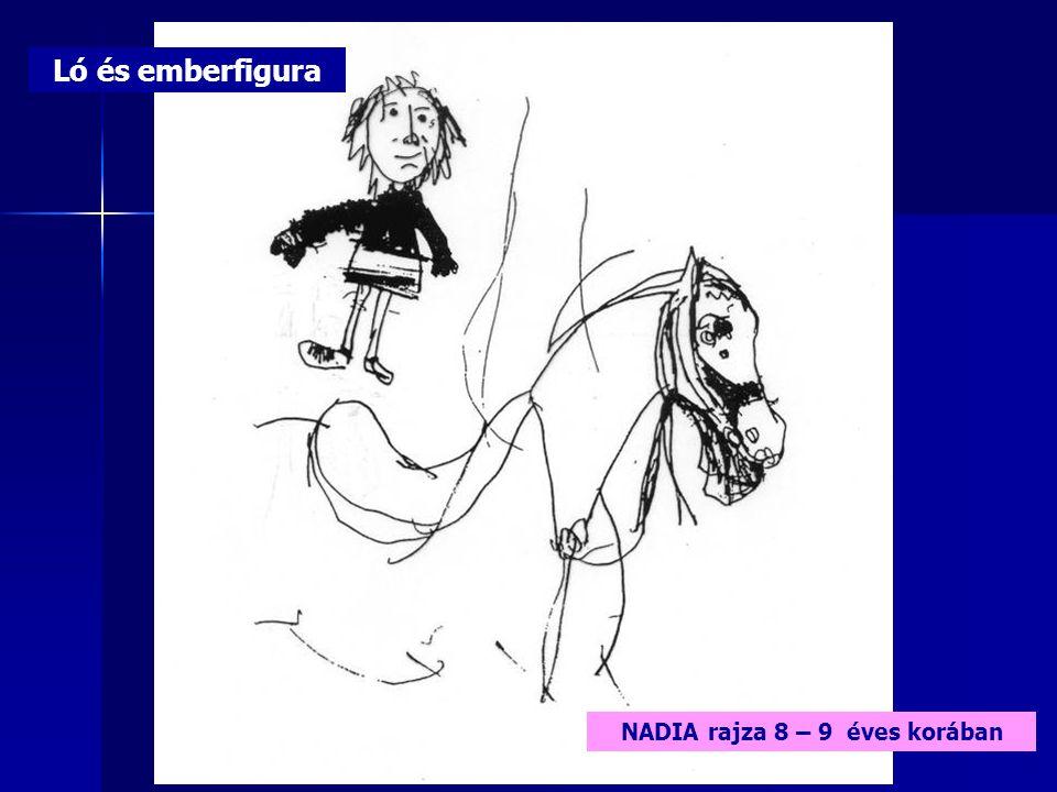 NADIA rajza 8 – 9 éves korában