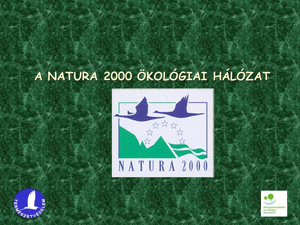 A NATURA 2000 ÖKOLÓGIAI HÁLÓZAT