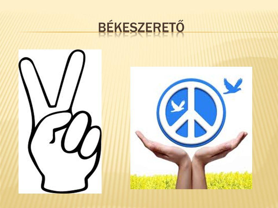 Békeszerető