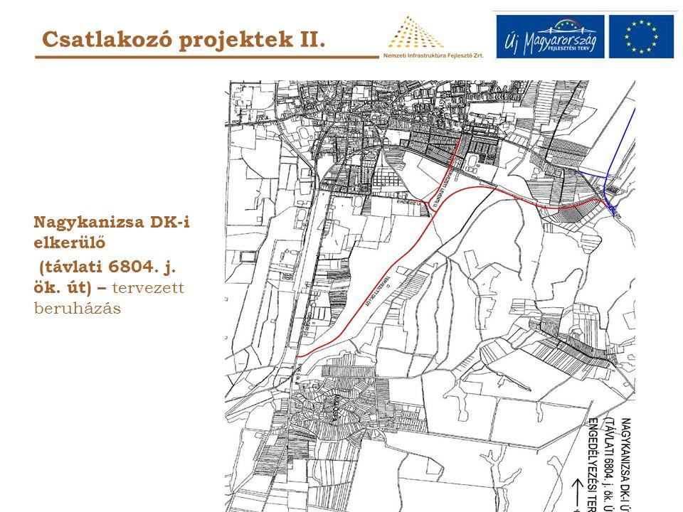 Csatlakozó projektek II.