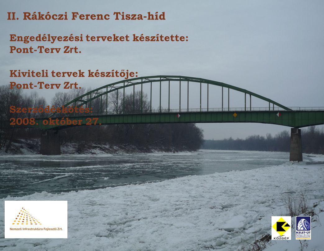 II. Rákóczi Ferenc Tisza-híd