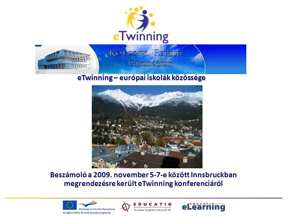eTwinning – európai iskolák közössége