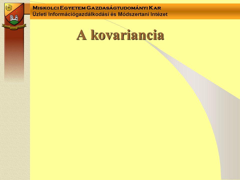 A kovariancia