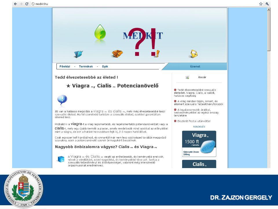 ! DR. ZAJZON GERGELY