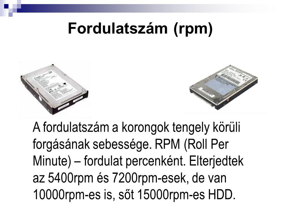 Fordulatszám (rpm)