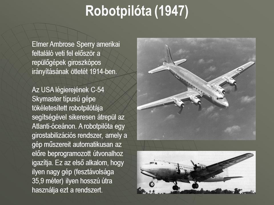 Robotpilóta (1947)