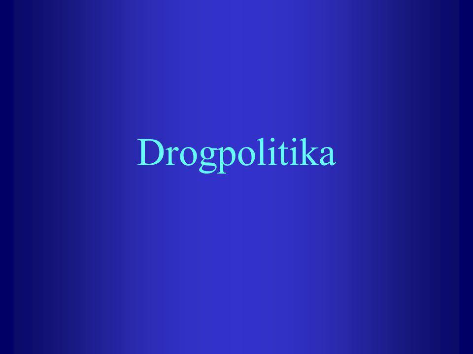 Drogpolitika