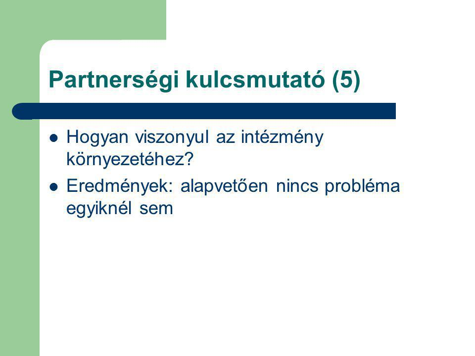 Partnerségi kulcsmutató (5)