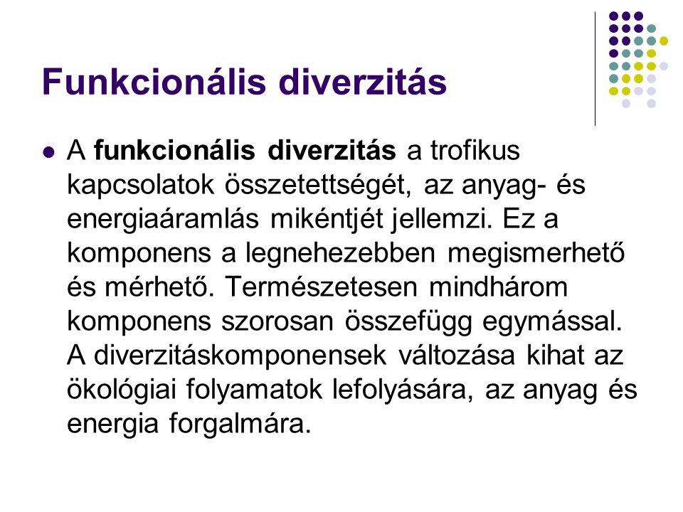Funkcionális diverzitás