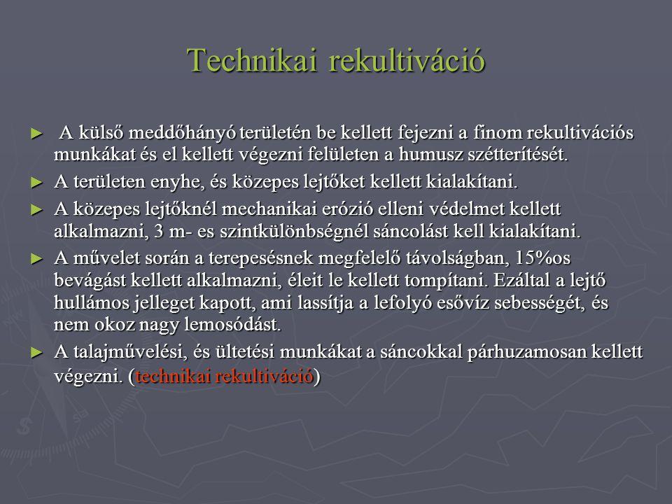 Technikai rekultiváció