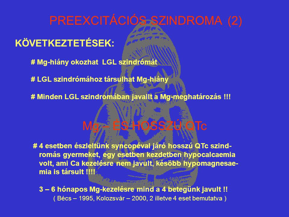 PREEXCITÁCIÓS SZINDROMA (2)