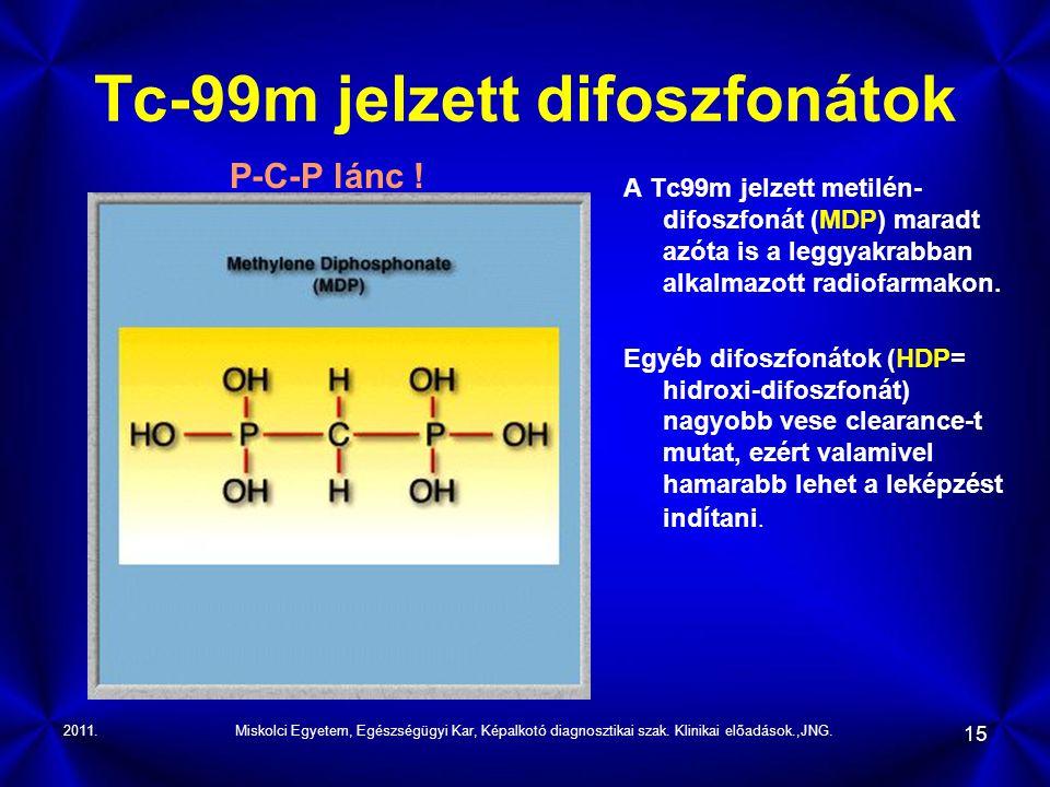Tc-99m jelzett difoszfonátok