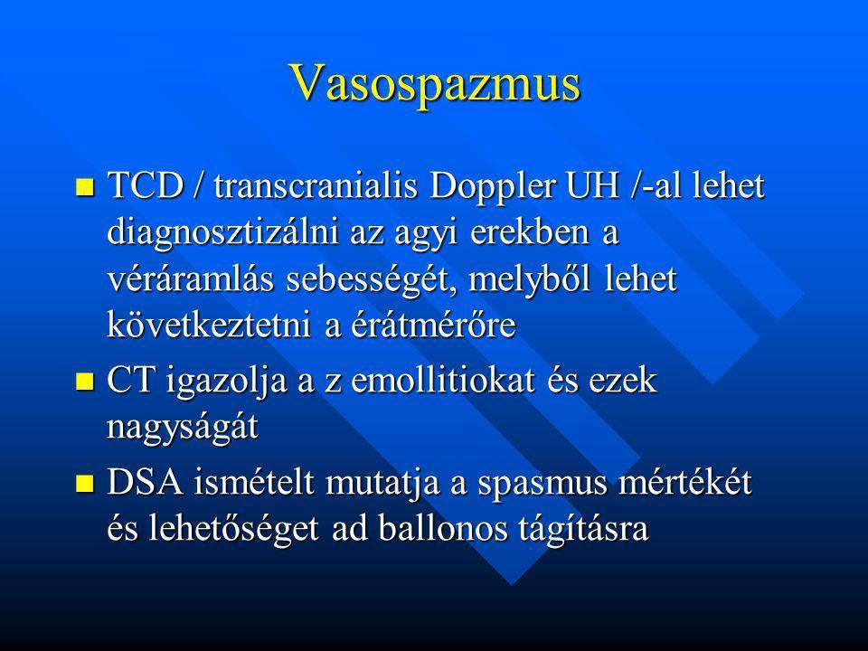 Vasospazmus