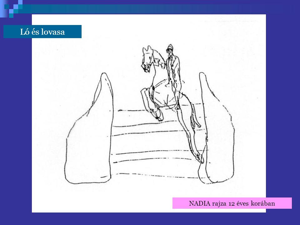 NADIA rajza 12 éves korában