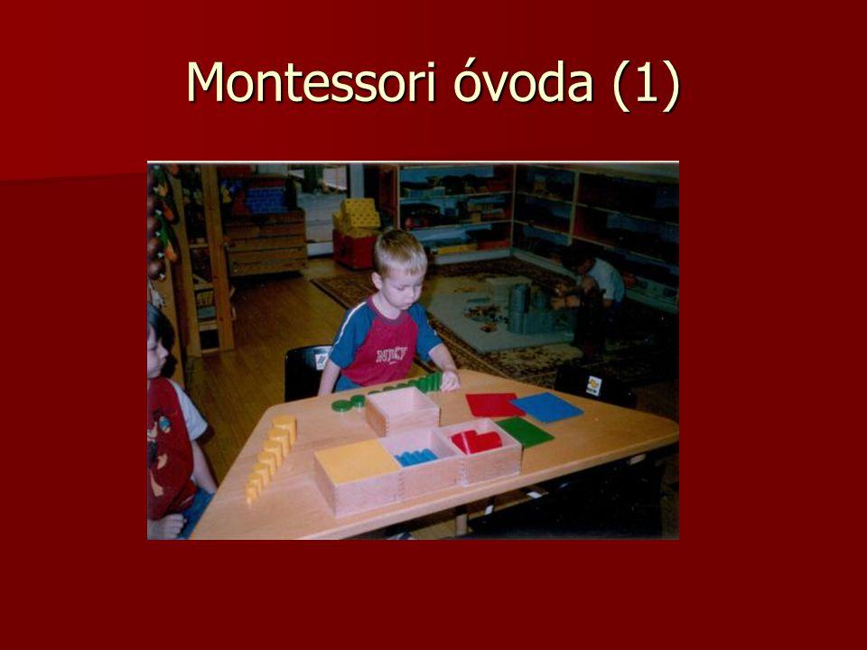 Montessori óvoda (1)