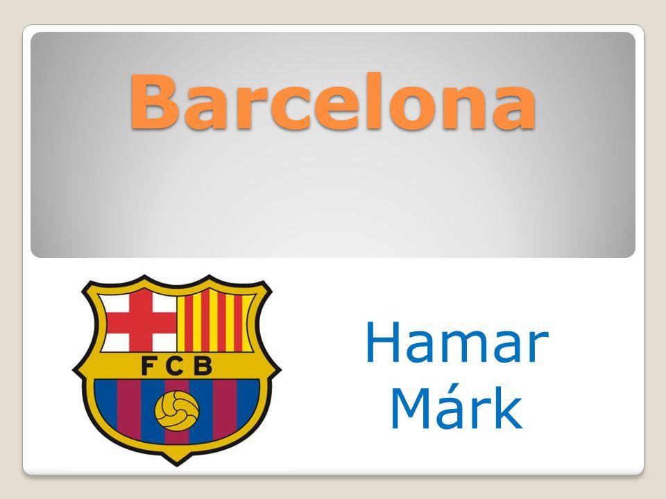 Barcelona Hamar Márk