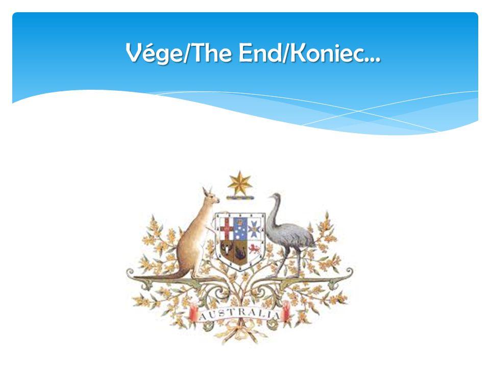 Vége/The End/Koniec...