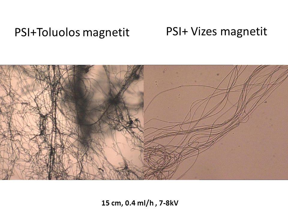 PSI+Toluolos magnetit