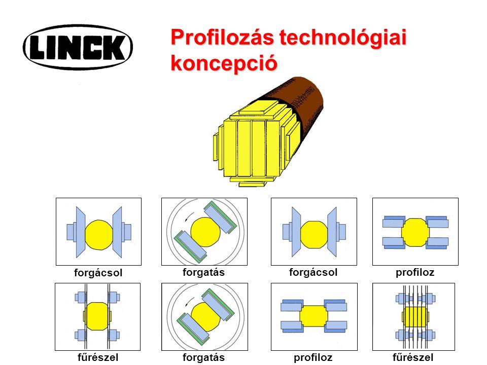 Profilozás technológiai koncepció