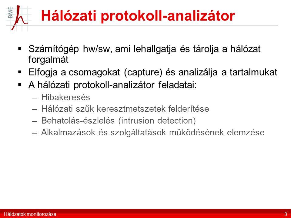 Hálózati protokoll-analizátor