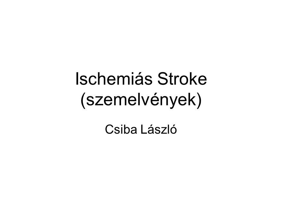 Ischemiás Stroke (szemelvények)