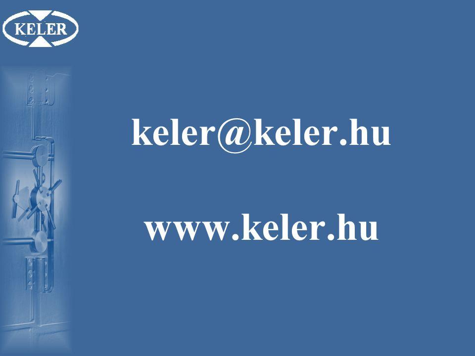 keler@keler.hu www.keler.hu