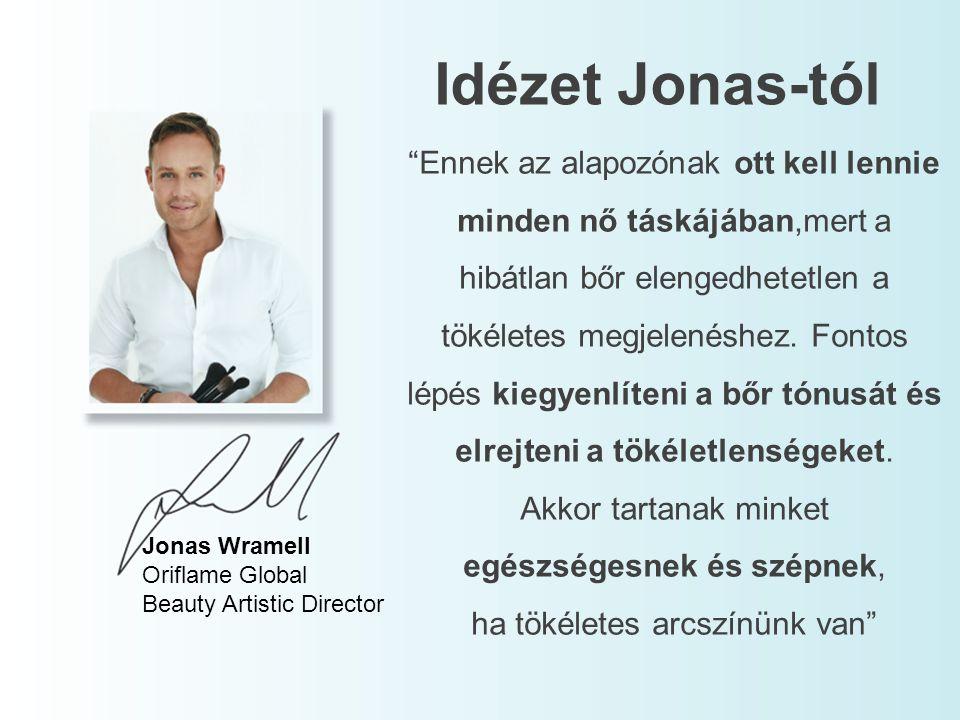 Idézet Jonas-tól