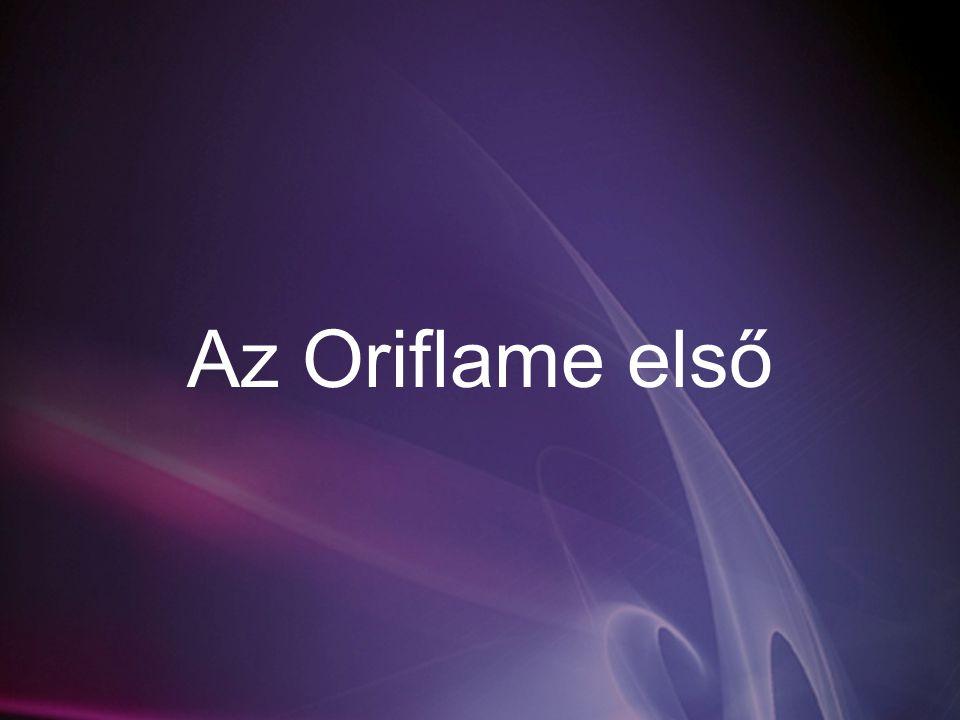 Az Oriflame első