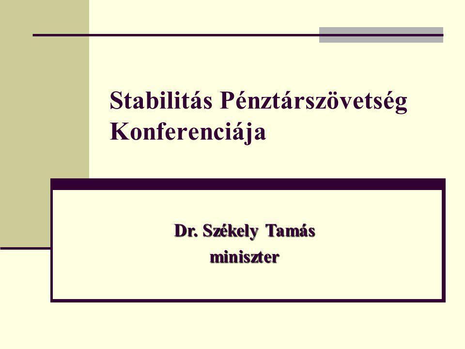 Stabilitás Pénztárszövetség Konferenciája