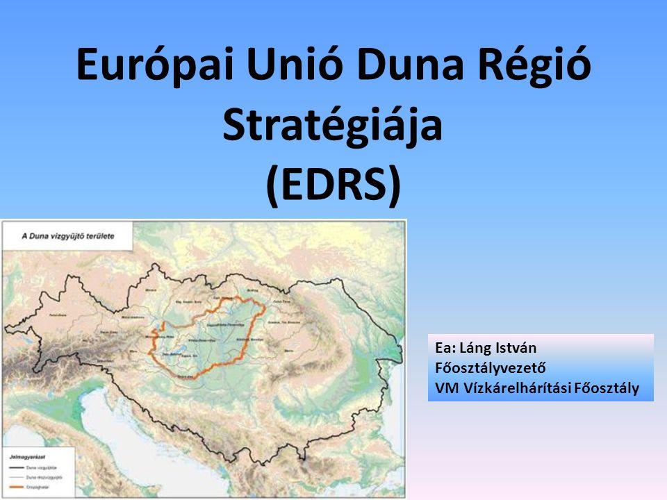 Európai Unió Duna Régió Stratégiája