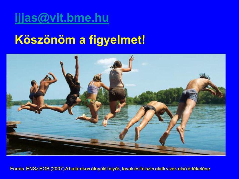 ijjas@vit.bme.hu Köszönöm a figyelmet!