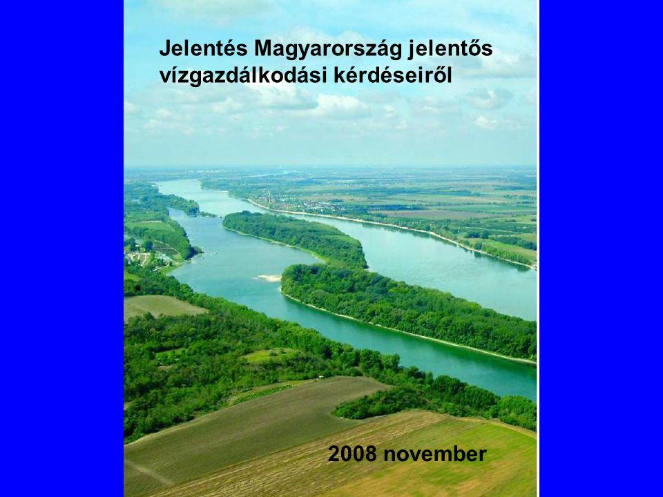 Jelentés Magyarország jelentős