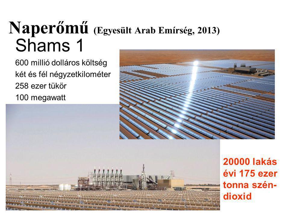 Naperőmű (Egyesült Arab Emírség, 2013)