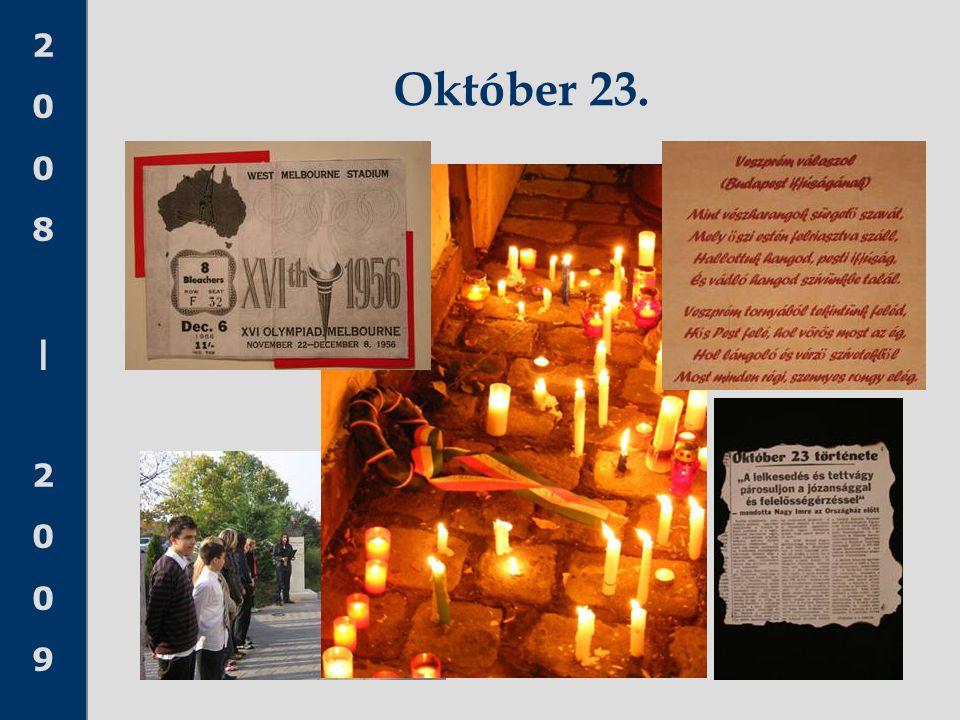 Október 23.