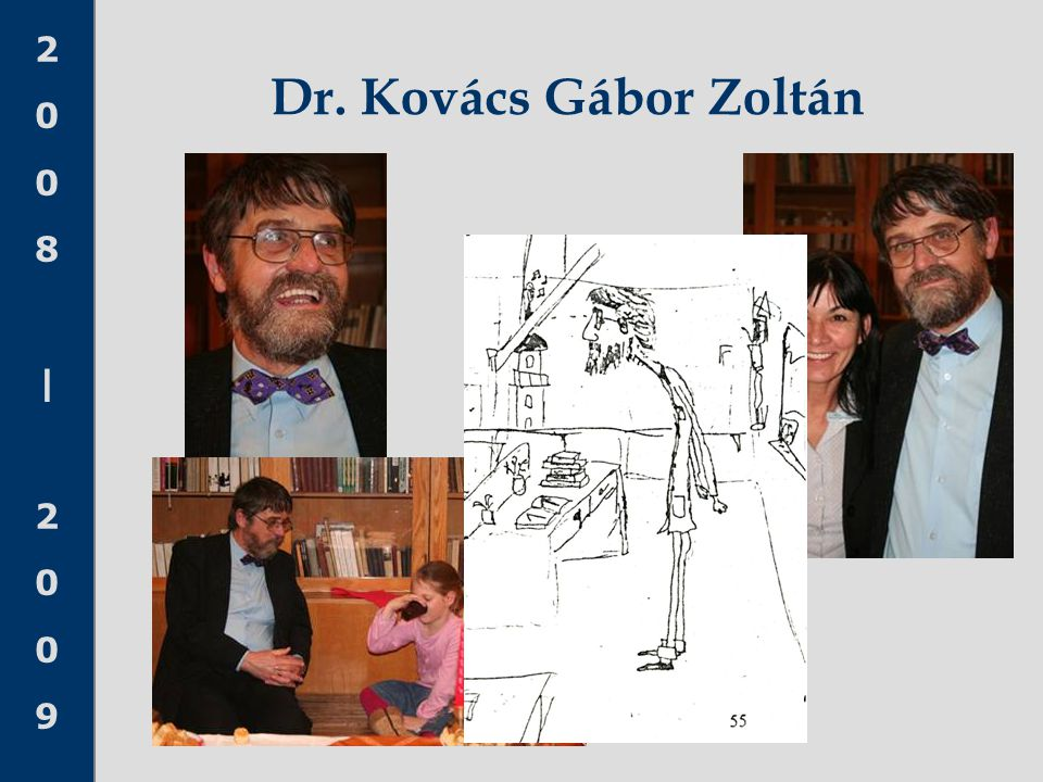 Dr. Kovács Gábor Zoltán