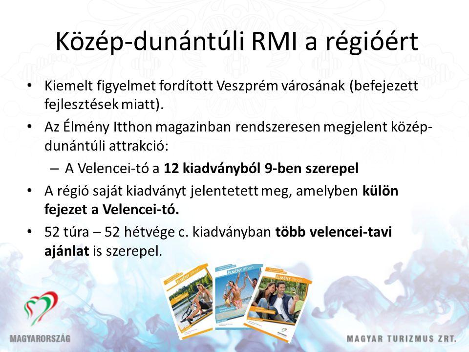 Közép-dunántúli RMI a régióért