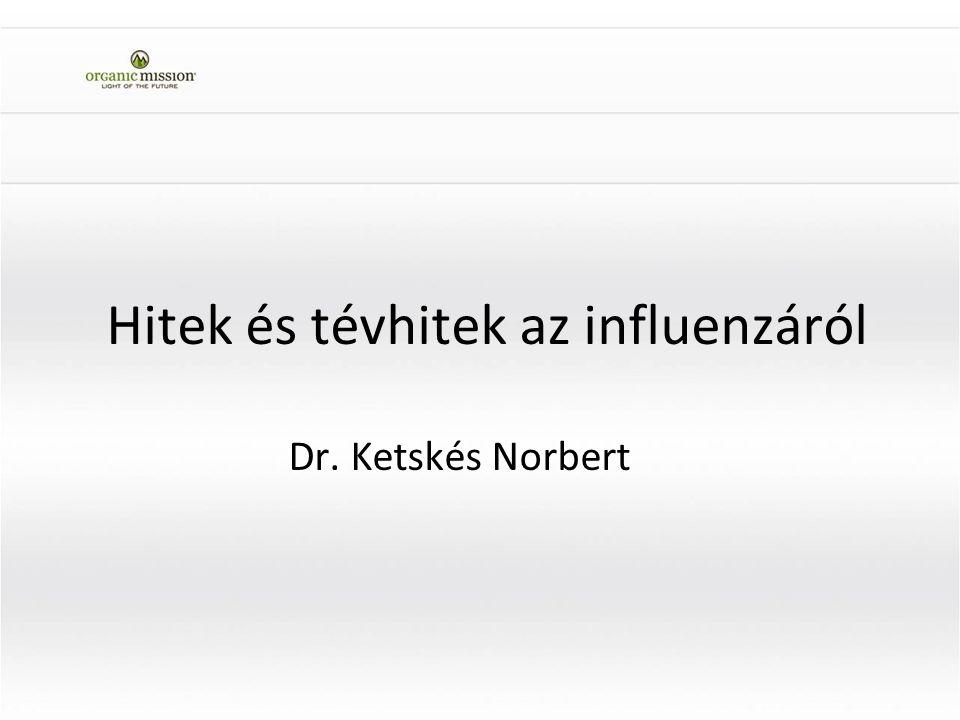 Hitek és tévhitek az influenzáról