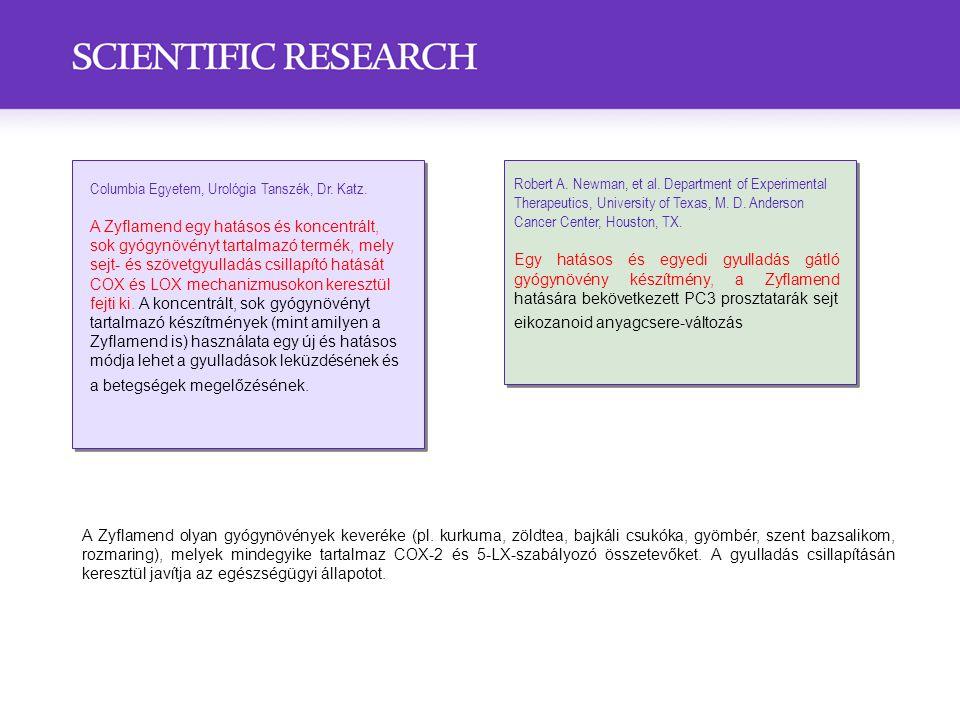 Columbia Egyetem, Urológia Tanszék, Dr. Katz.