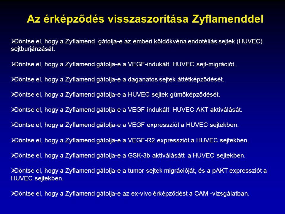 Az érképződés visszaszorítása Zyflamenddel