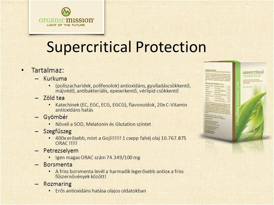 Supercritical Protection