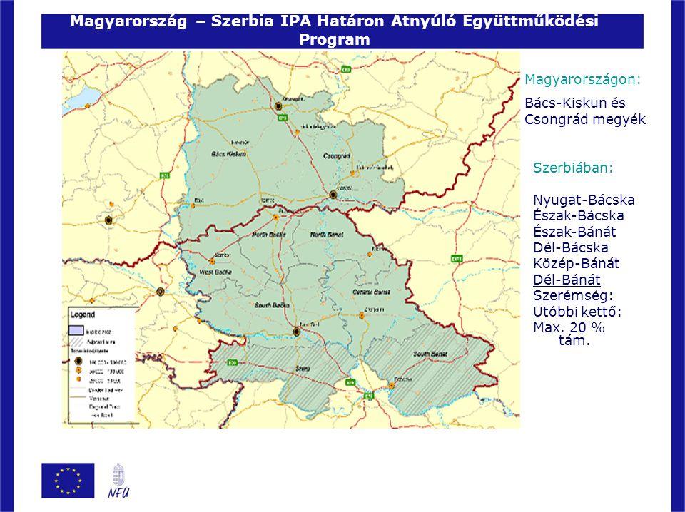 Magyarország – Szerbia IPA Határon Átnyúló Együttműködési Program