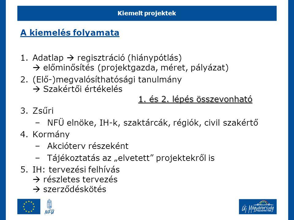 NFÜ elnöke, IH-k, szaktárcák, régiók, civil szakértő Kormány