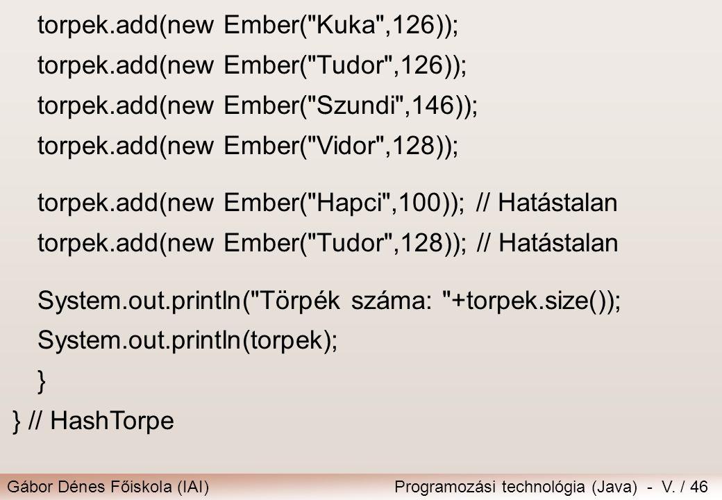 torpek.add(new Ember( Kuka ,126));