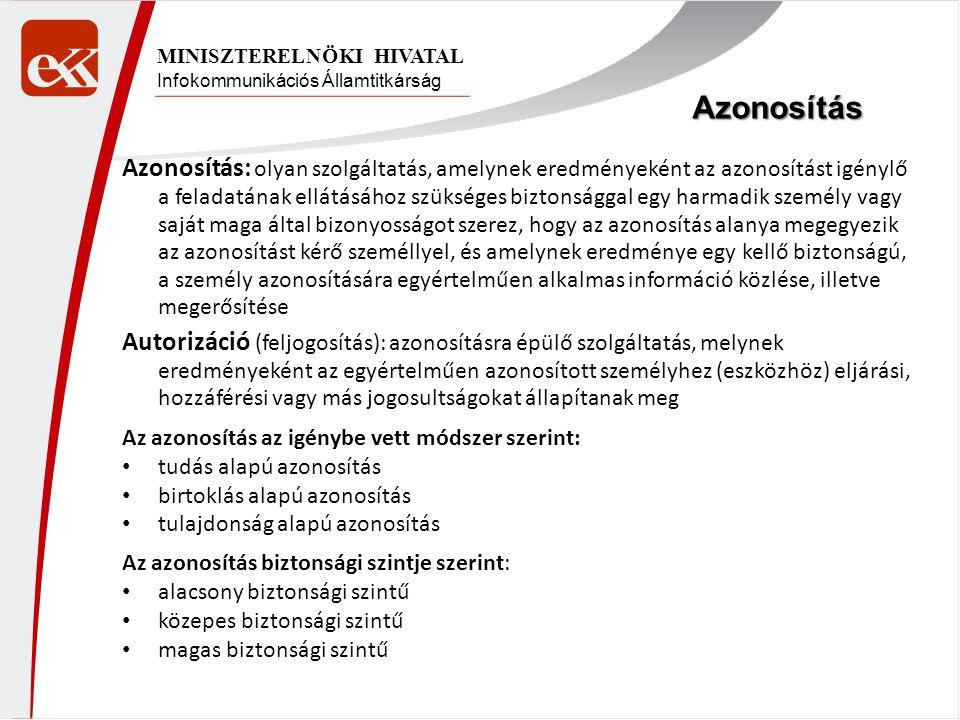 MINISZTERELNÖKI HIVATAL