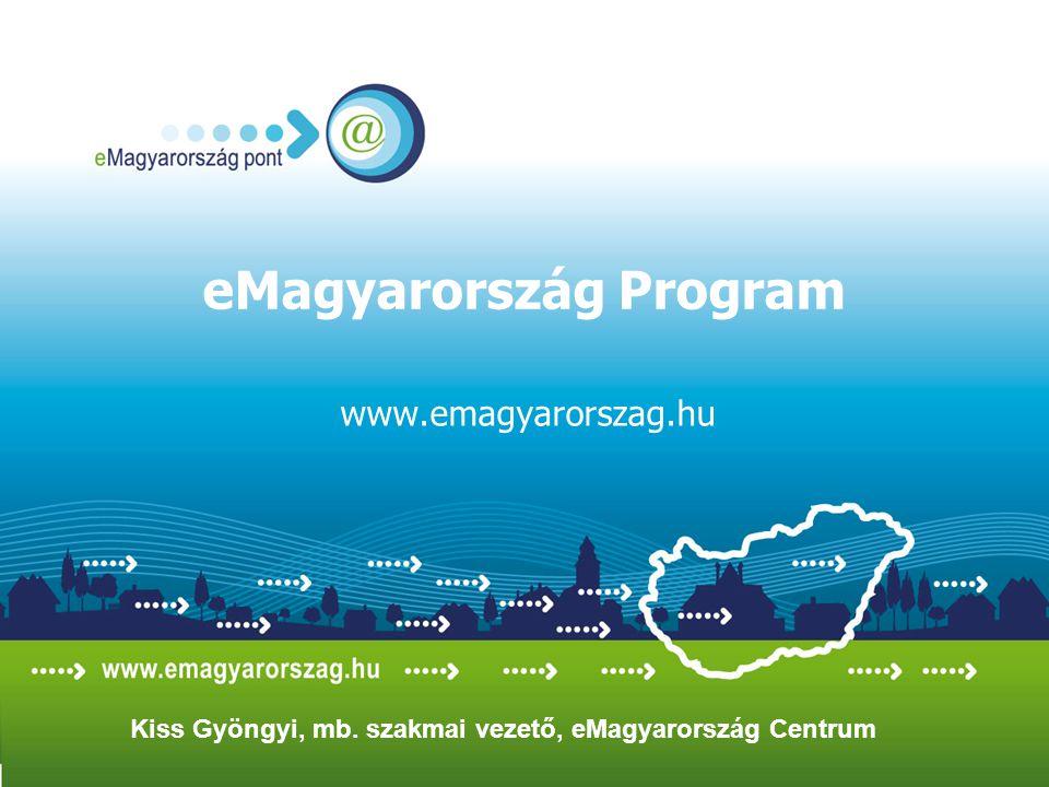 eMagyarország Program