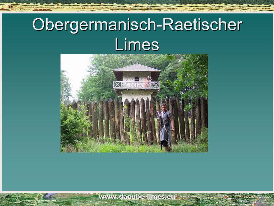 Obergermanisch-Raetischer Limes