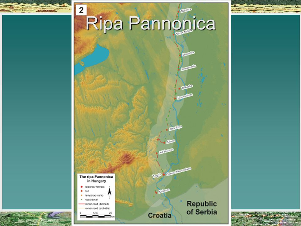Ripa Pannonica www.danube-limes.eu