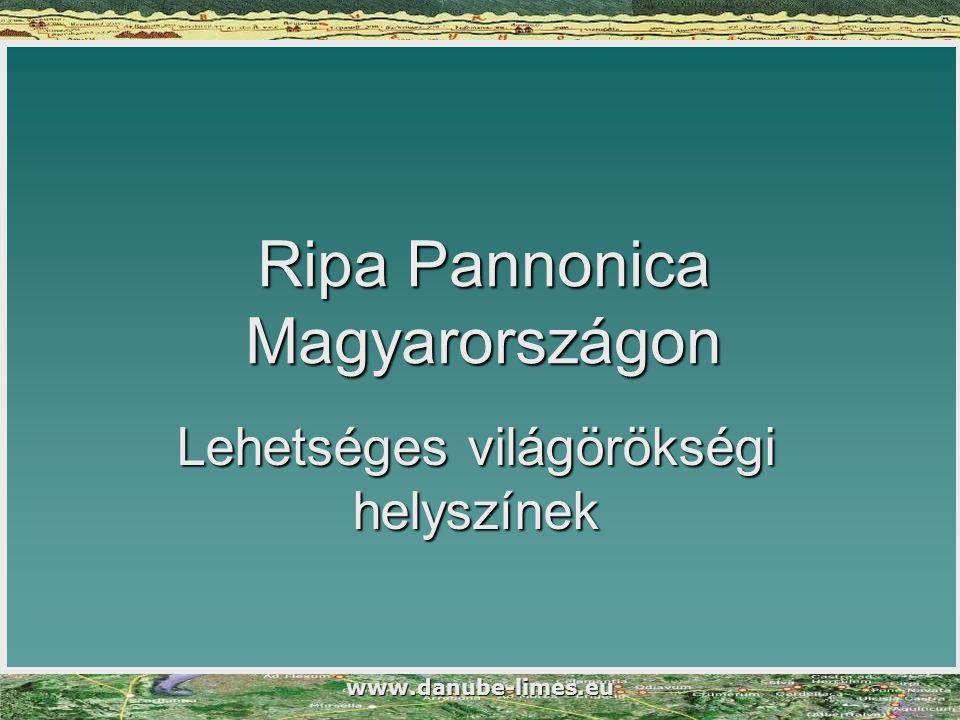 Ripa Pannonica Magyarországon