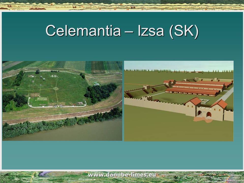 Celemantia – Izsa (SK) www.danube-limes.eu