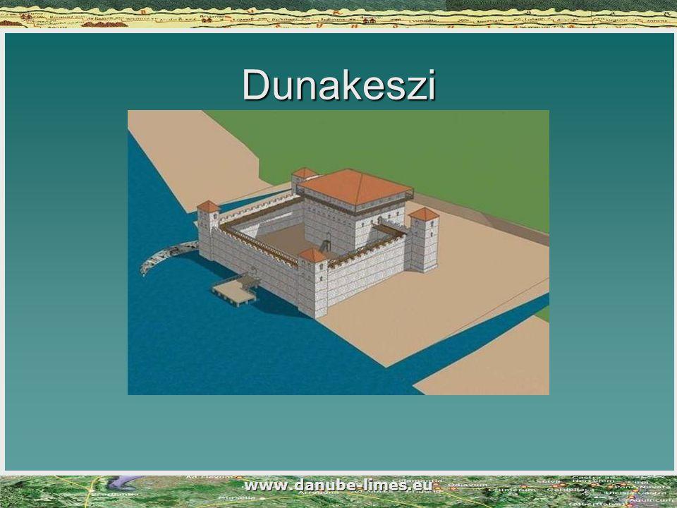 Dunakeszi www.danube-limes.eu